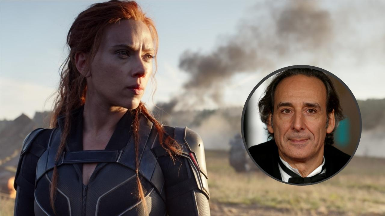 Black Widow  Alexandre Desplat