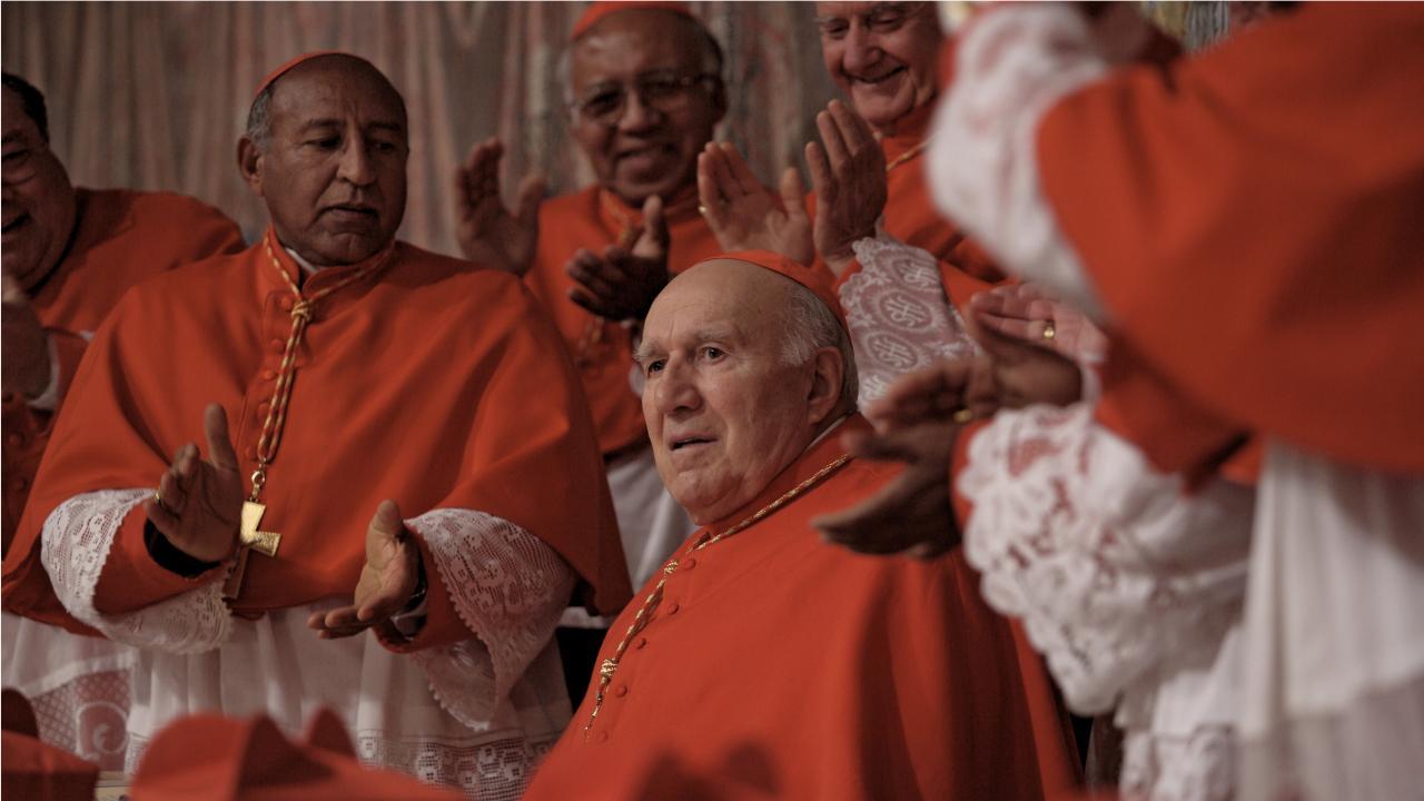 Habemus Papam Arte