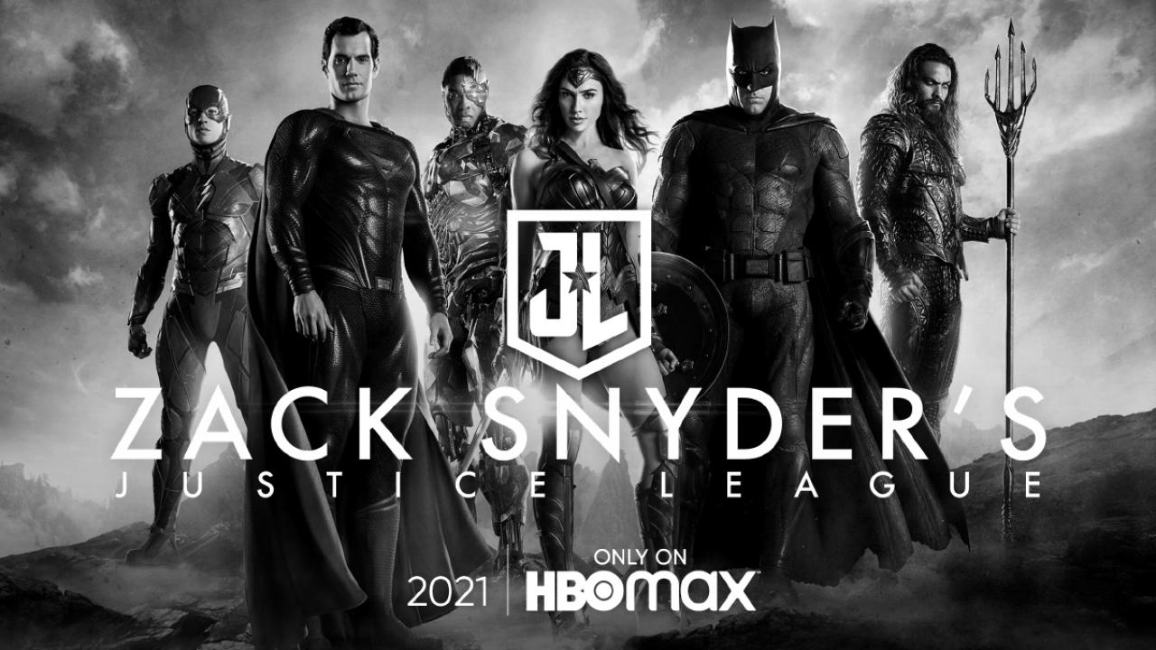 Le Snyder Cut sortira sur HBO Max en 2021 — Justice League
