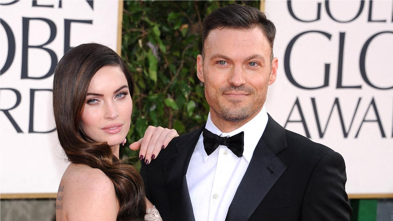 Brian Austin Green se sépare de sa femme Megan Fox — Rupture