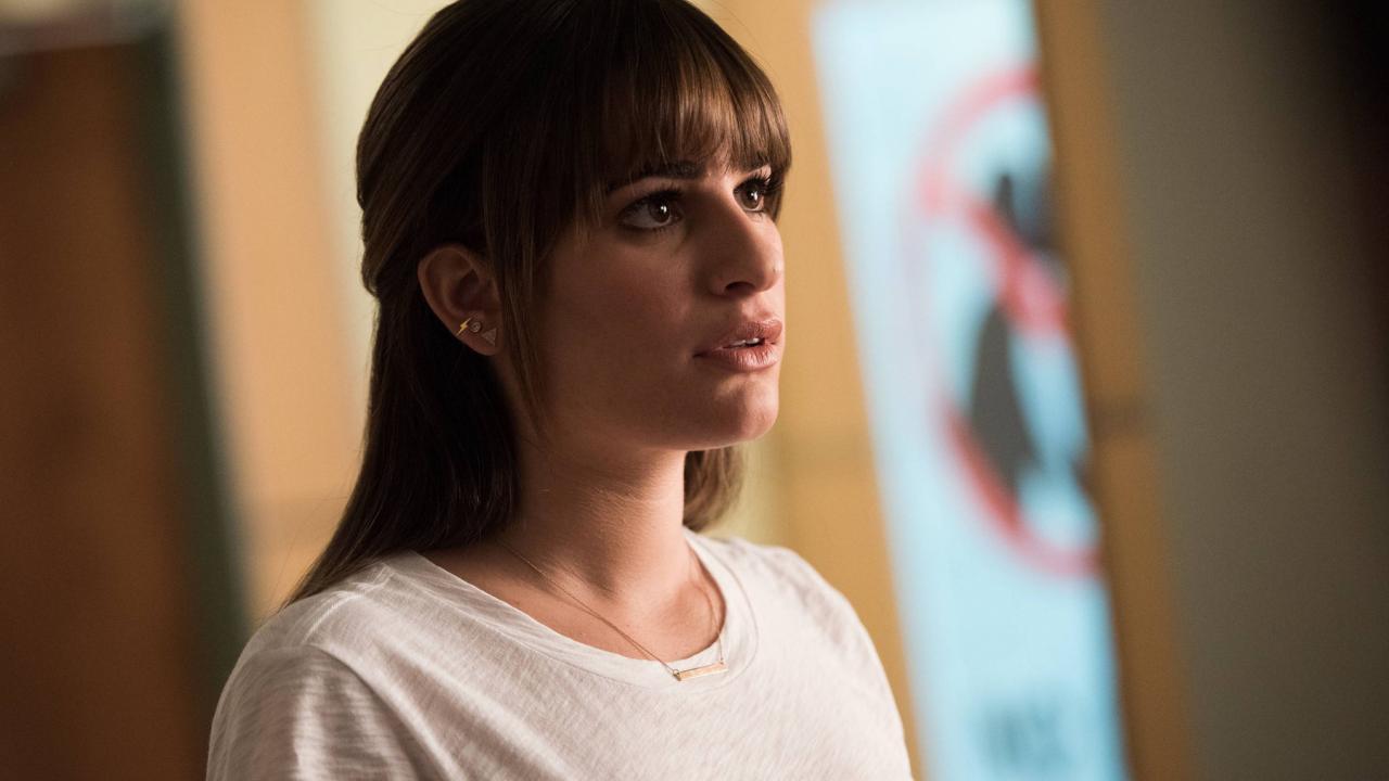 Lea Michele accusée de racisme par des acteurs de la série