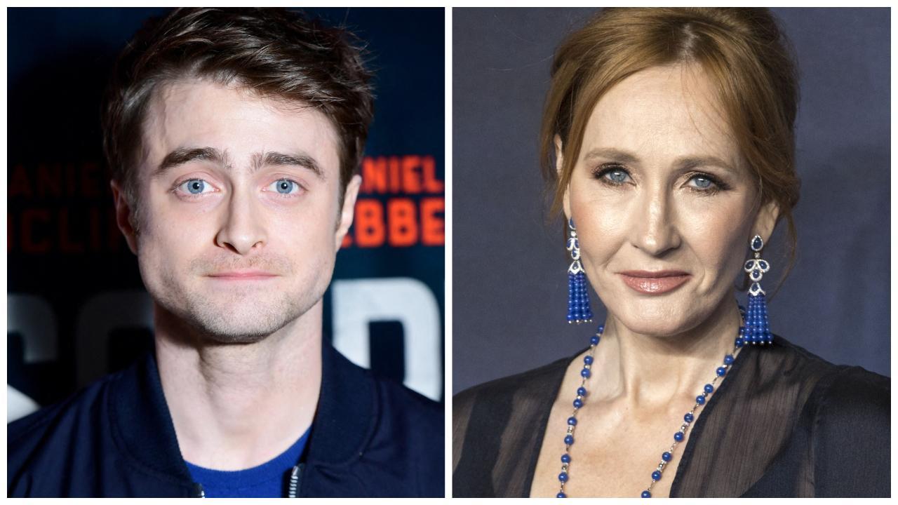 Harry Potter : Daniel Radcliffe répond aux propos transphobes de J.K. Rowling