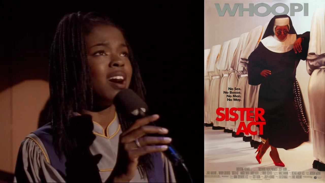 Lauryn Hill Sister Act 2
