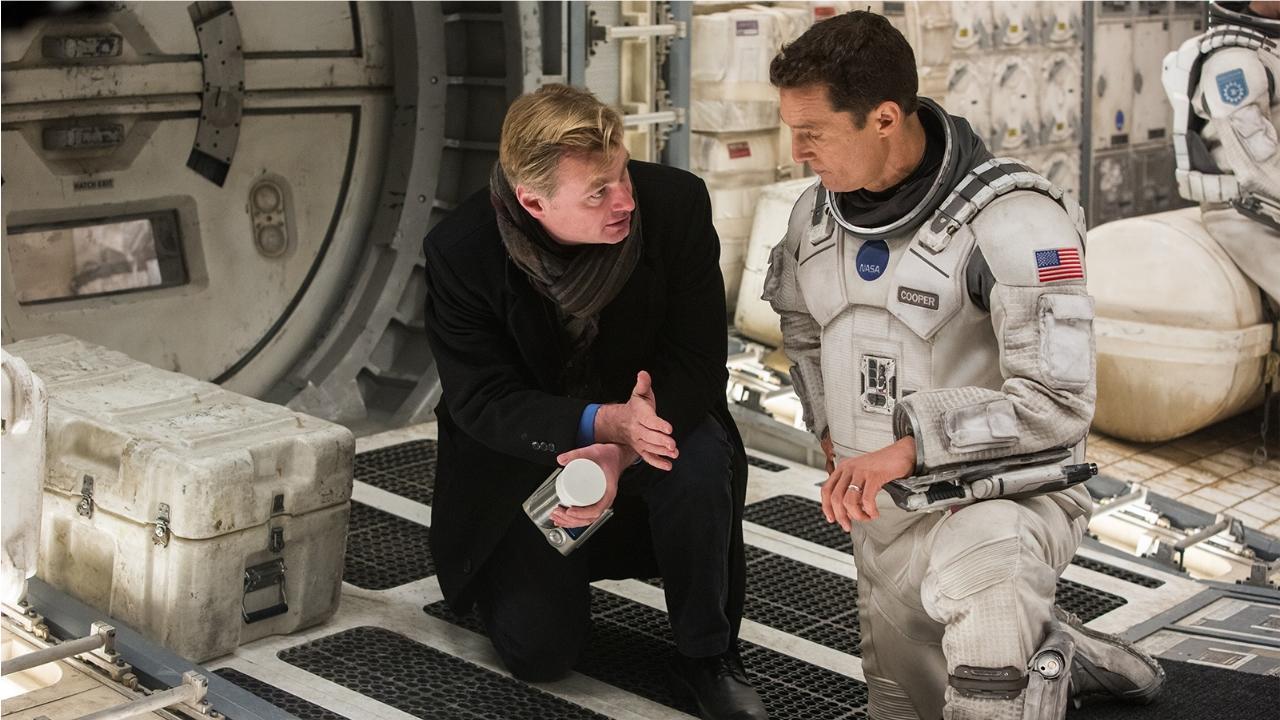 Sa drôle de règle sur les tournages — Christopher Nolan