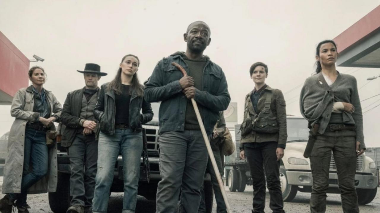 The Walking Dead Staffel 6 Streamen