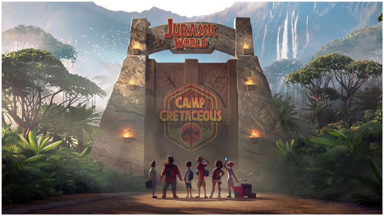 Camp Cretaceous dévoile sa bande-annonce officielle !
