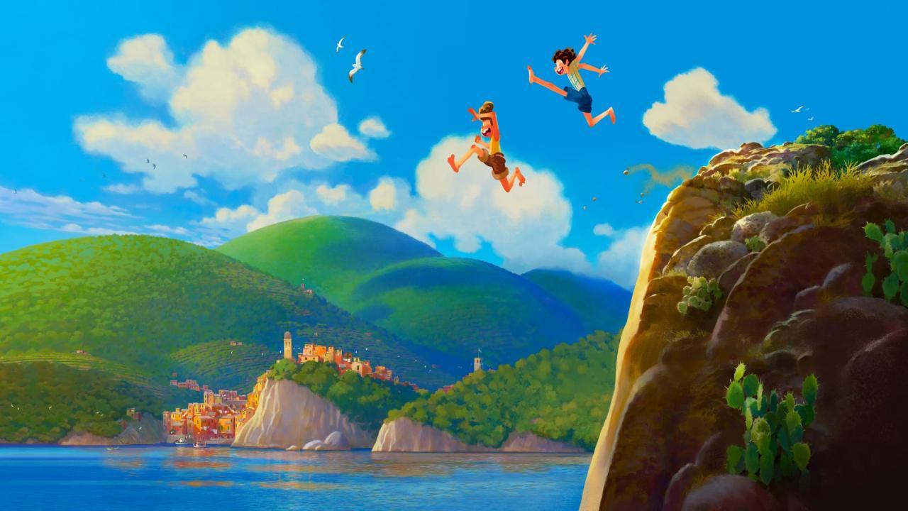 Luca Disney Pixar Nouveau film