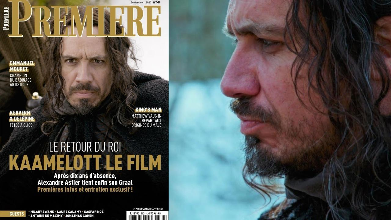 """Excluded - Alexandre Astier: """"I tell myself that Kaamelott was made for the cinema"""""""