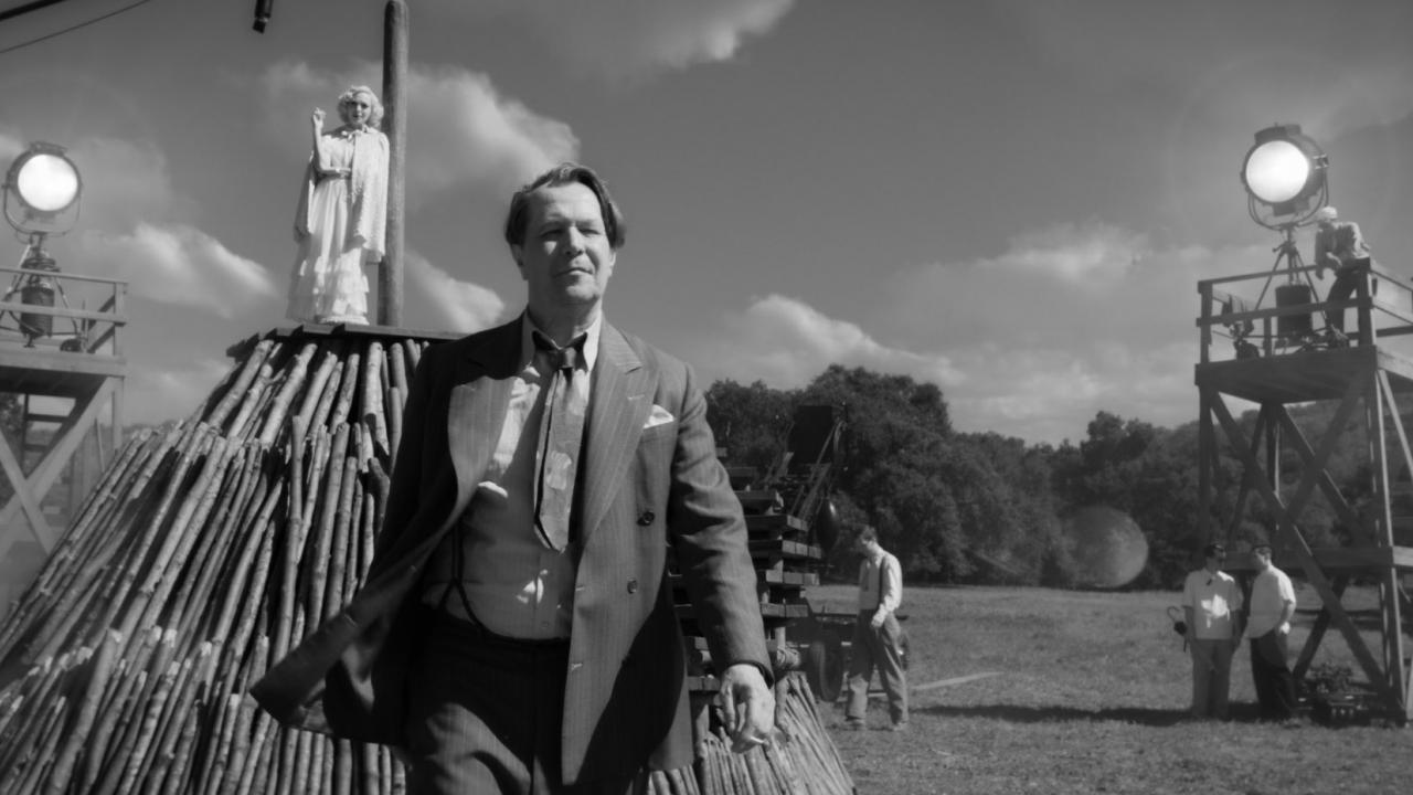 Un premier trailer pour Mank de David Fincher attendu sur Netflix