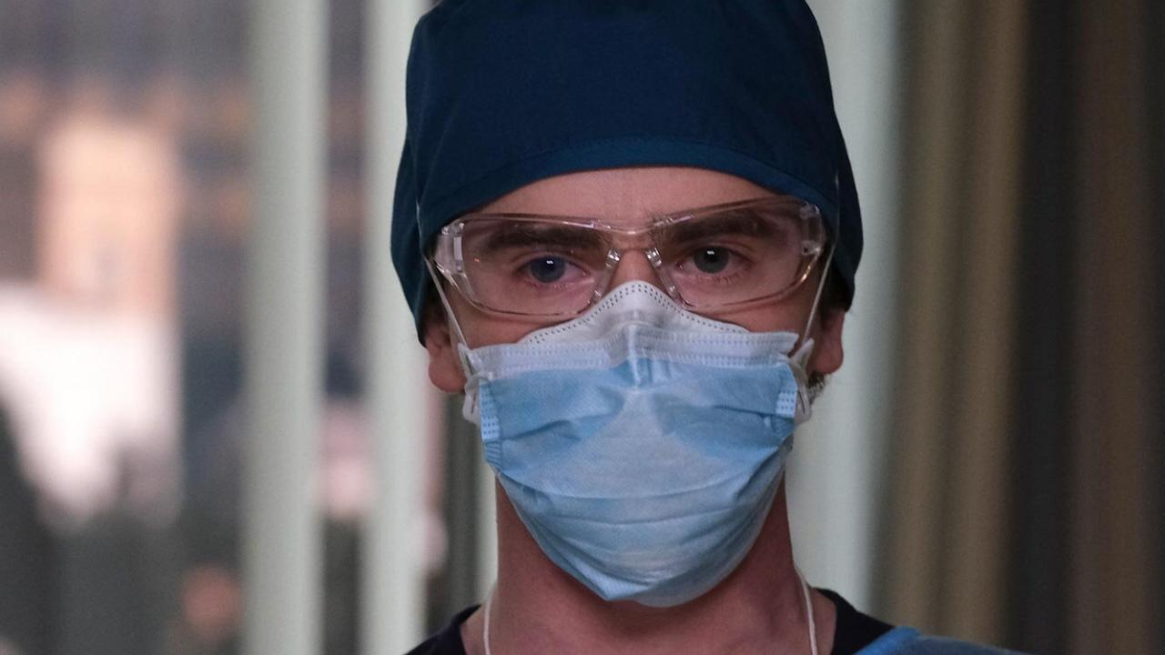 Good doctor S4