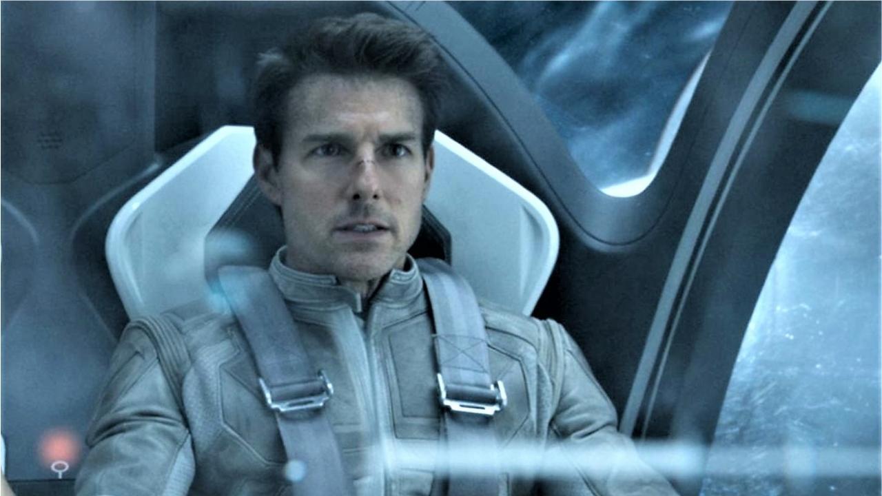 Tom Cruise s'envolera dans l'espace en octobre 2021