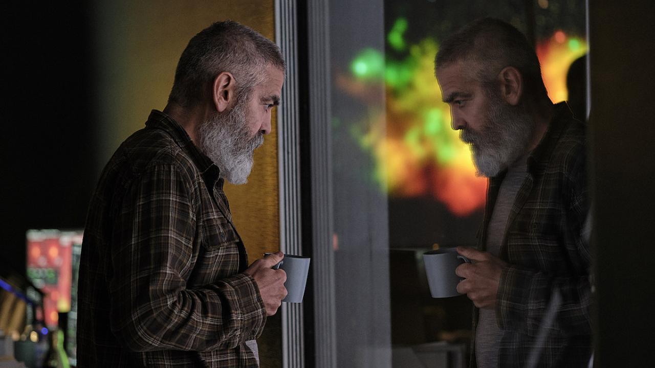 La bande-annonce du nouveau Clooney — The Midnight Sky