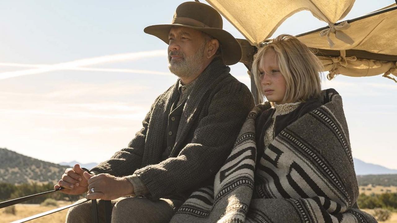 La Mission : le western de Paul Greengrass avec Tom Hanks sortira sur  Netflix | Premiere.fr
