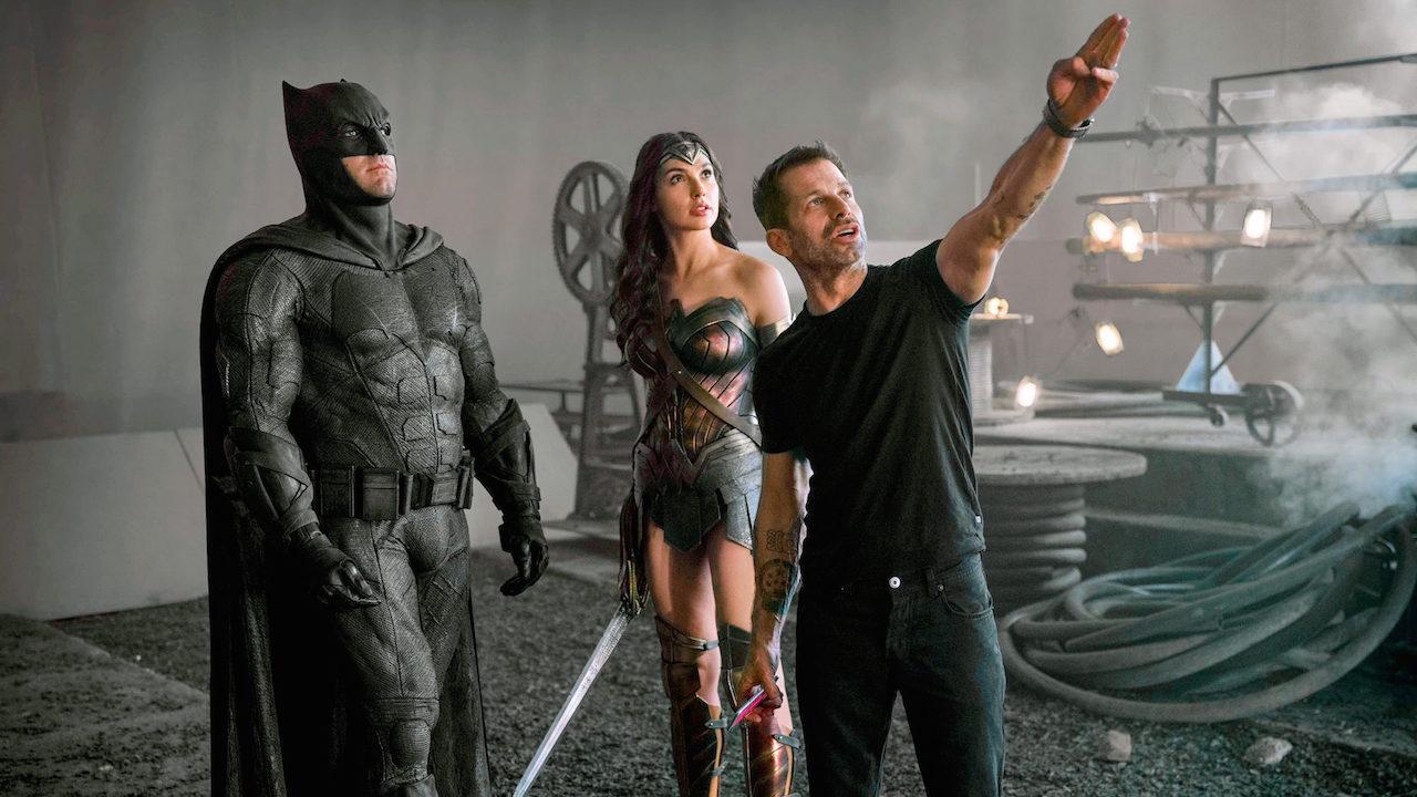 Vers une sortie au cinéma inévitable pour le Snyder Cut — Justice League