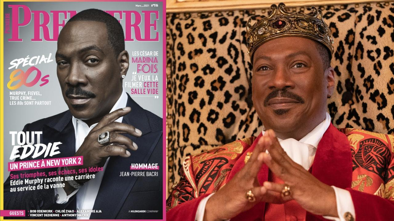 Eddie Murphy : ''Un come-back ? Bof''