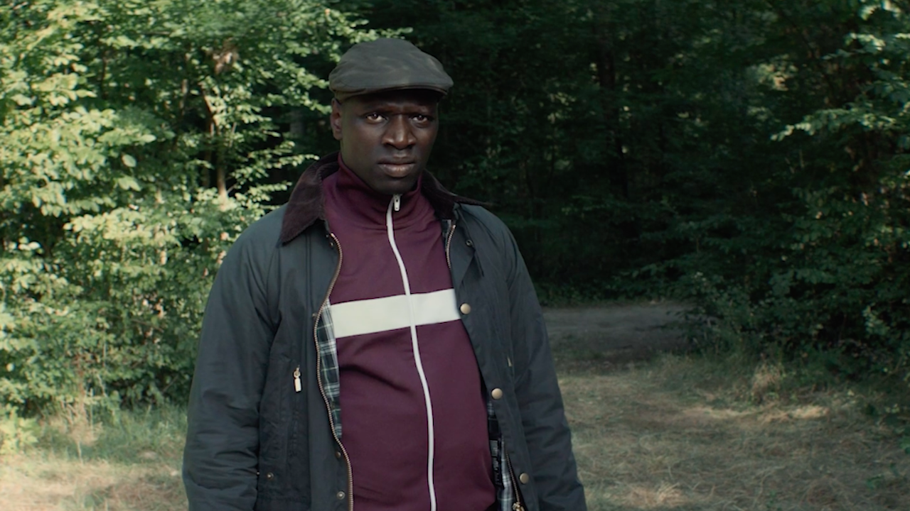 Lupine trailer part 2 with Omar Sy