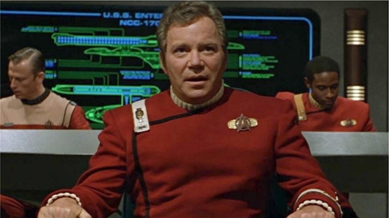 William Shatner never watched an episode of Star Trek