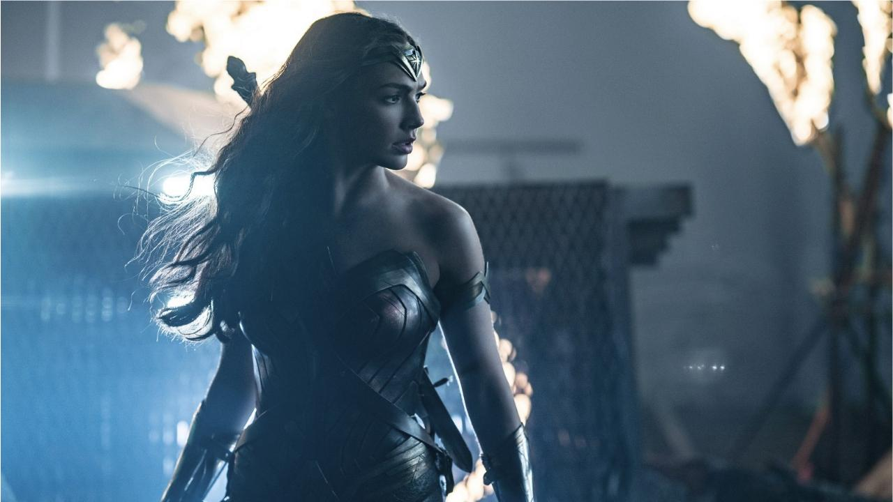 Wonder Woman dans Justice League