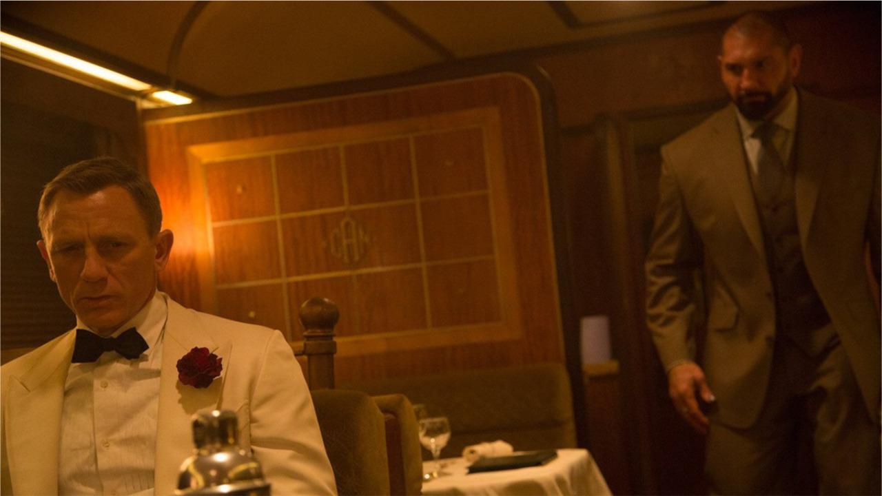 Dave Bautista joins Daniel Craig in Specter