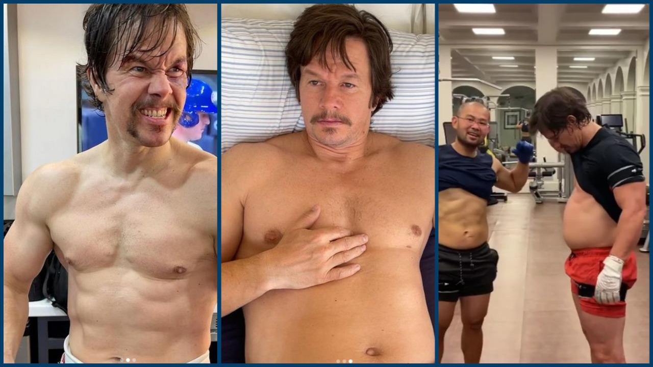 Father Stu: Mark Wahlberg gains weight to play a boxer turned priest