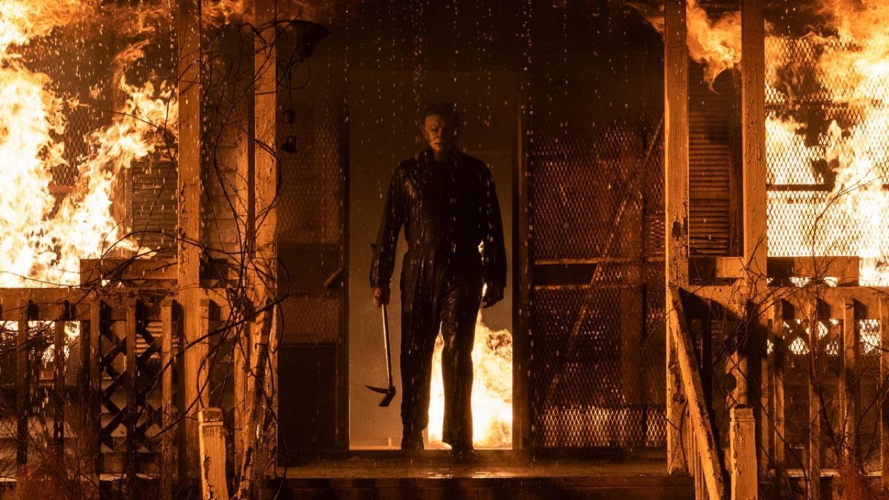 JA News La premiegravere bande annonce de Halloween Kills reacutevegravele le destin fougueux de Michael Myers