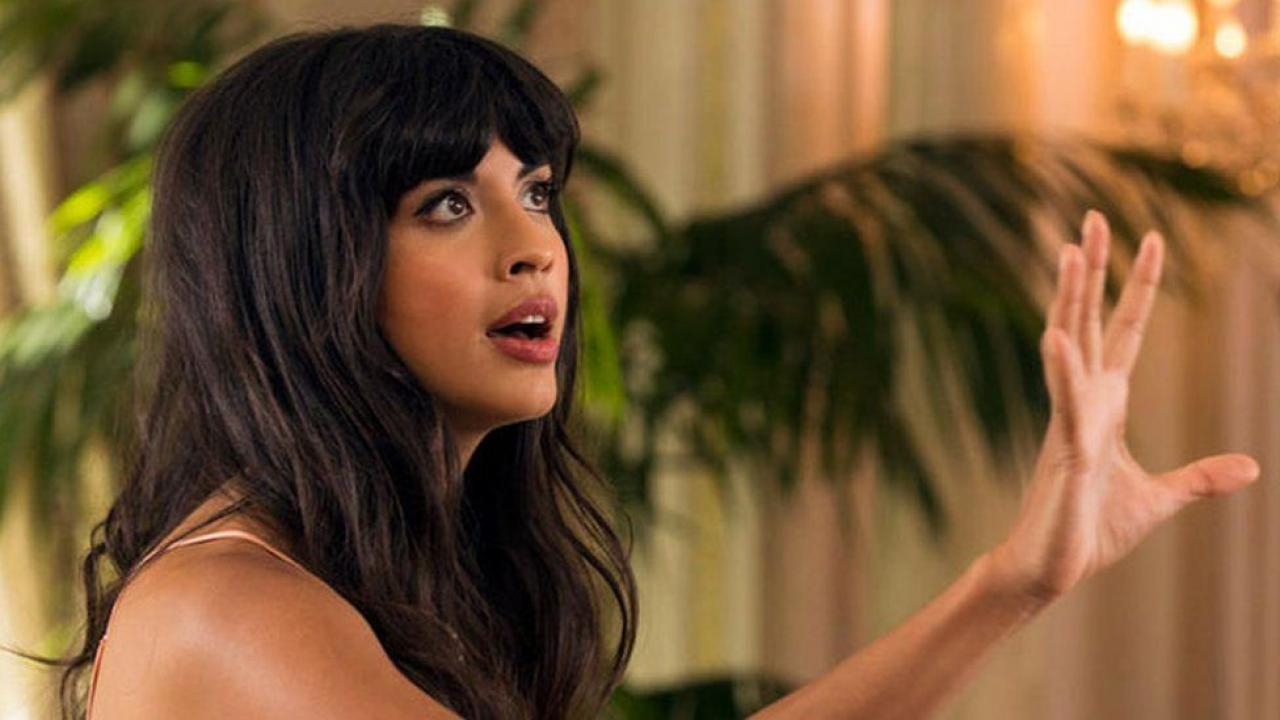 Jameela Jamil from The Good Place