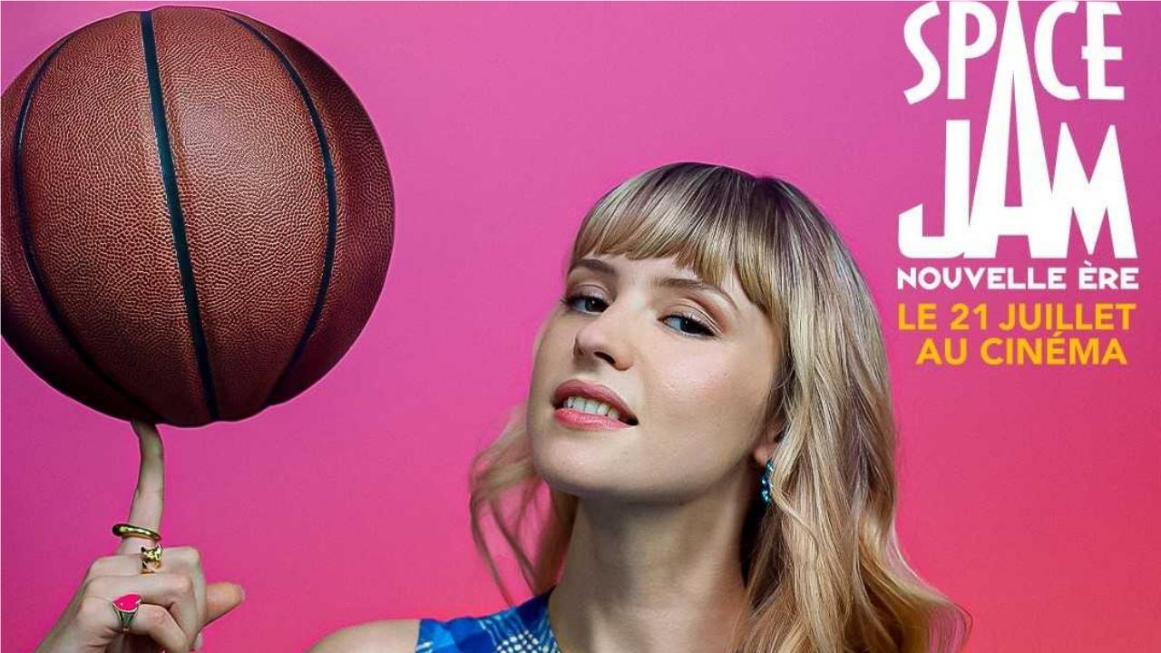 Angèle doubles Lola Bunny in Space Jam: New Era