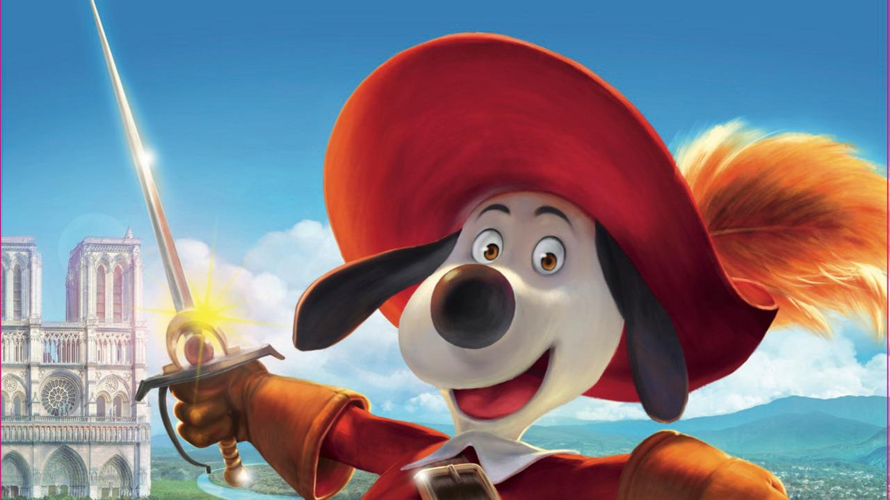 The cartoon Les Trois Mousquetaires is back this summer ... in the cinema!
