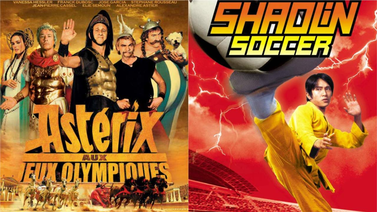 Stephen Chow was supposed to play Shaolinsoccerus in Asterix at the Olympics