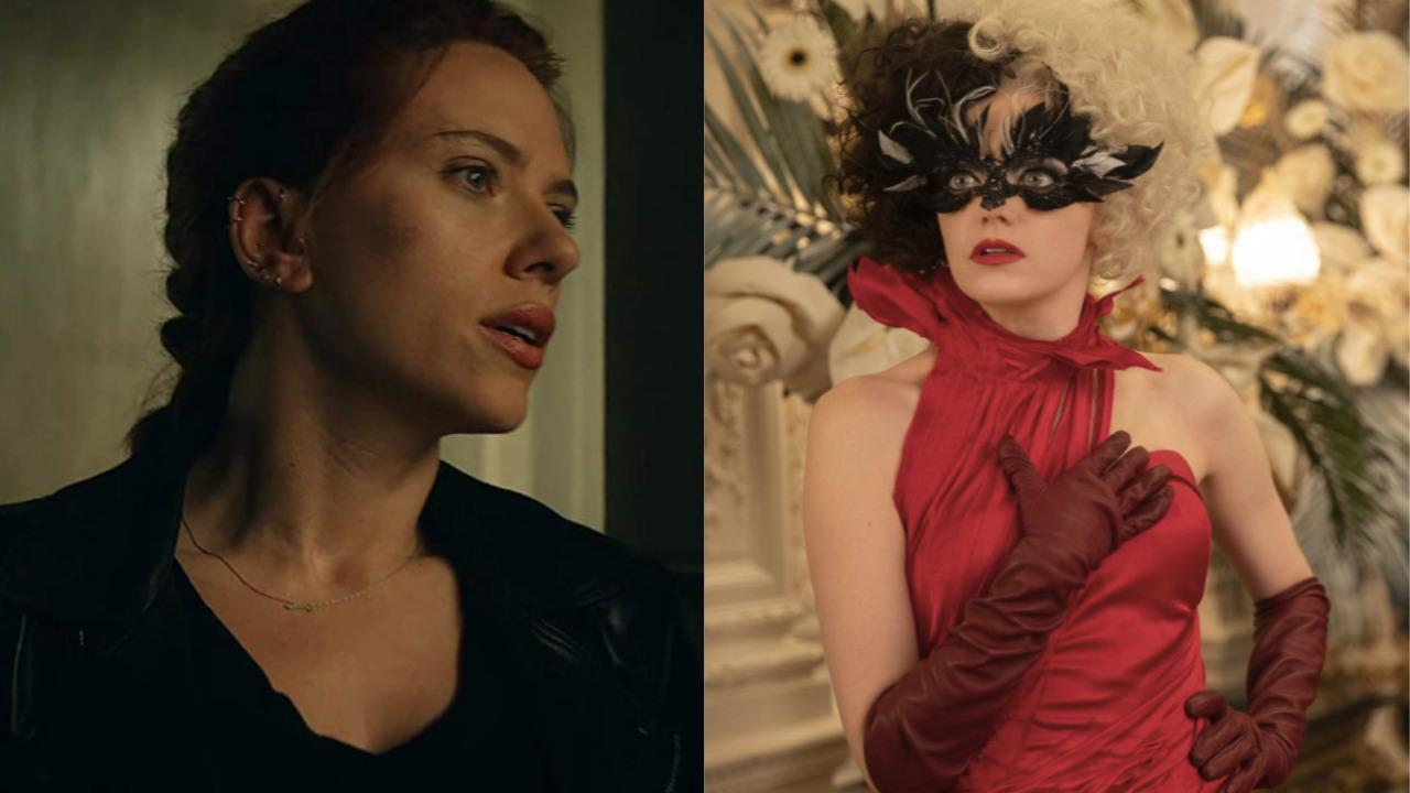 July 13 French box office: Black Widow steals the show from Cruella