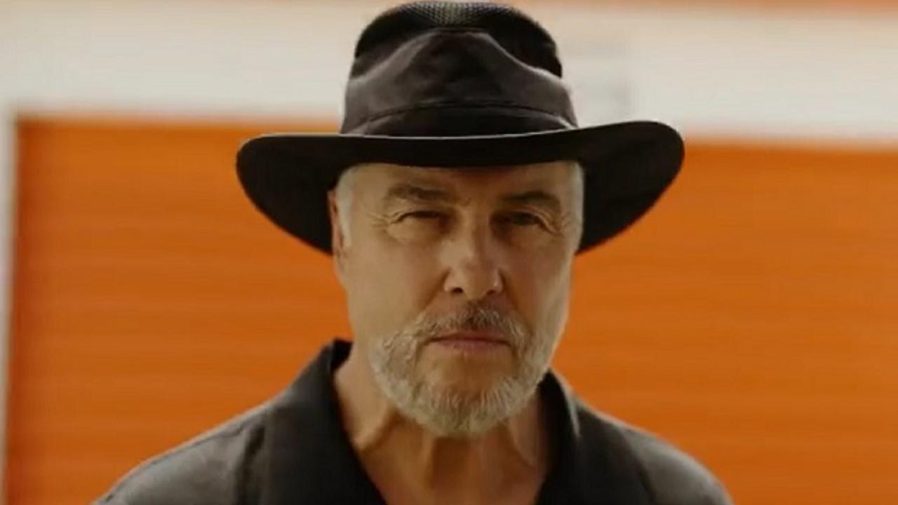 Grissom CSI Vegas