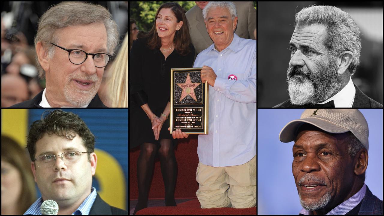 Hollywood mourns Richard Donner
