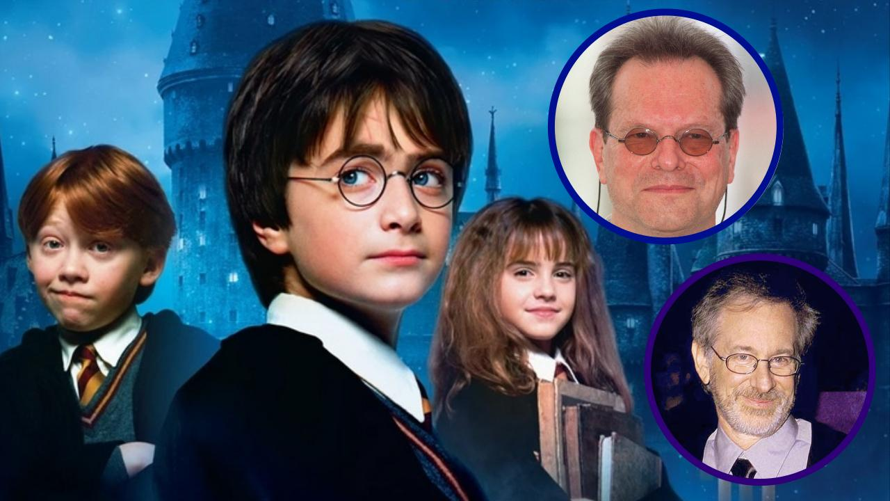 """Harry Potter: """"Many would have liked Terry Gilliam to shoot the first film"""""""