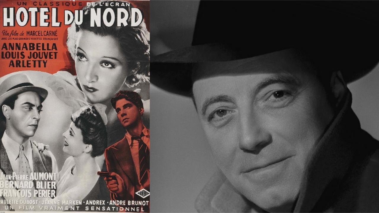 Hôtel du Nord / The Funny Drama by Marcel Carné, not to be missed on Arte