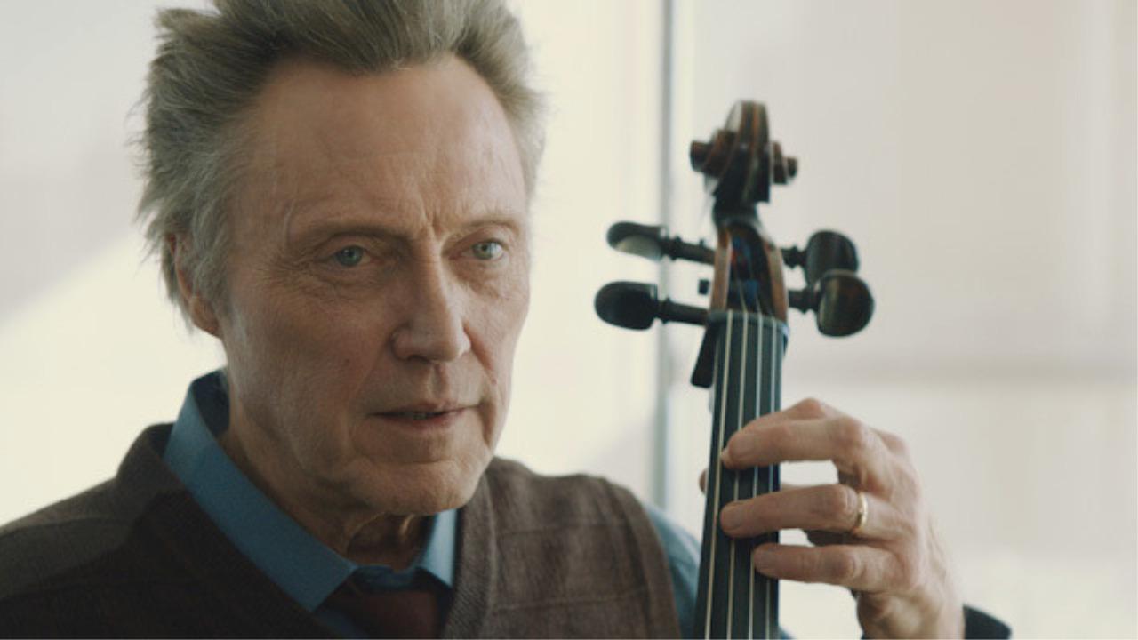 Christopher Walken is totally overwhelming in The Quartet [critique]