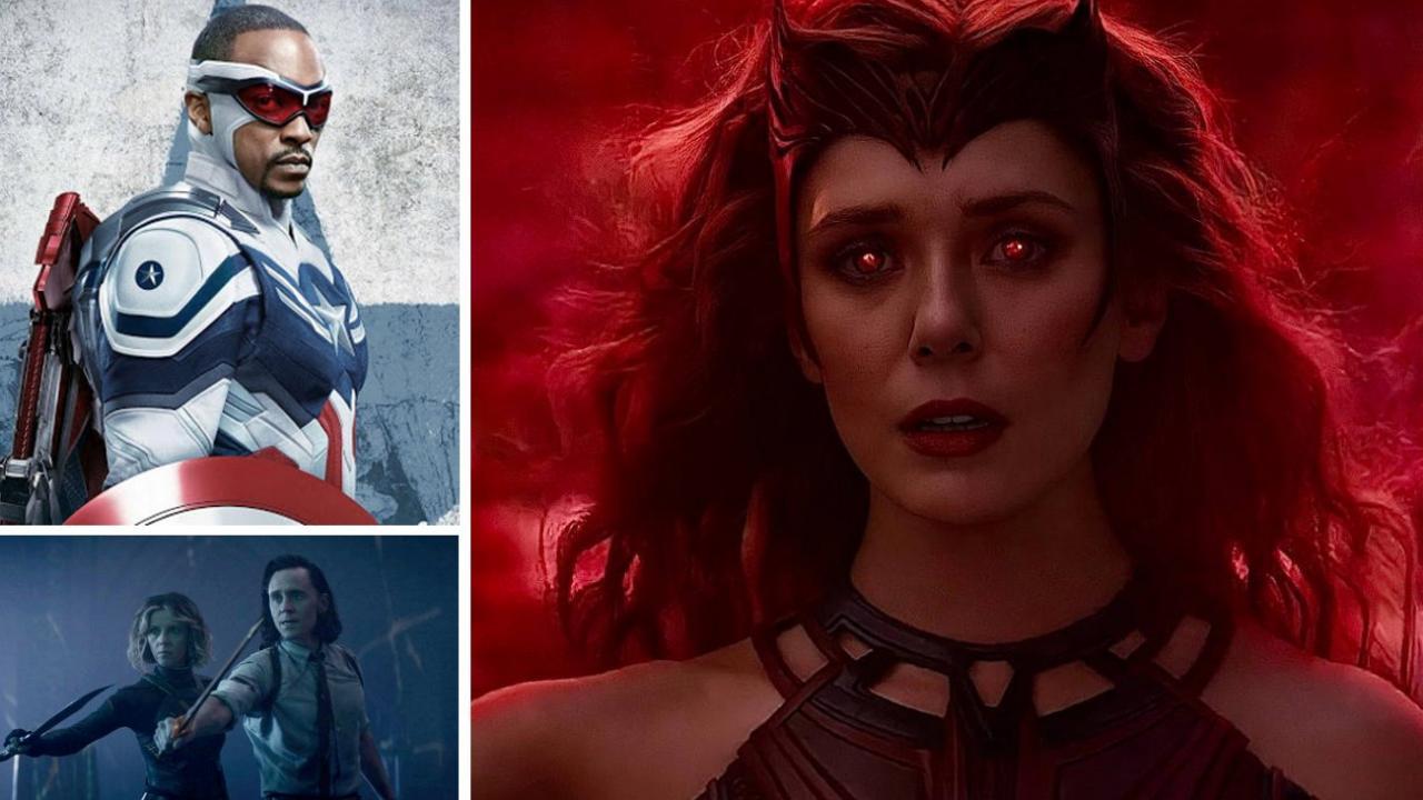 Disney + Marvel series