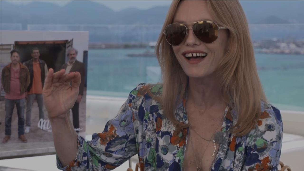"""Vanessa Paradis : """"I totally fell in love with Gustave Kervern"""""""