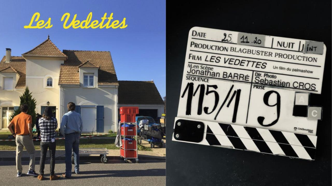 Everything we know about Les Vedettes, the second Palmashow film