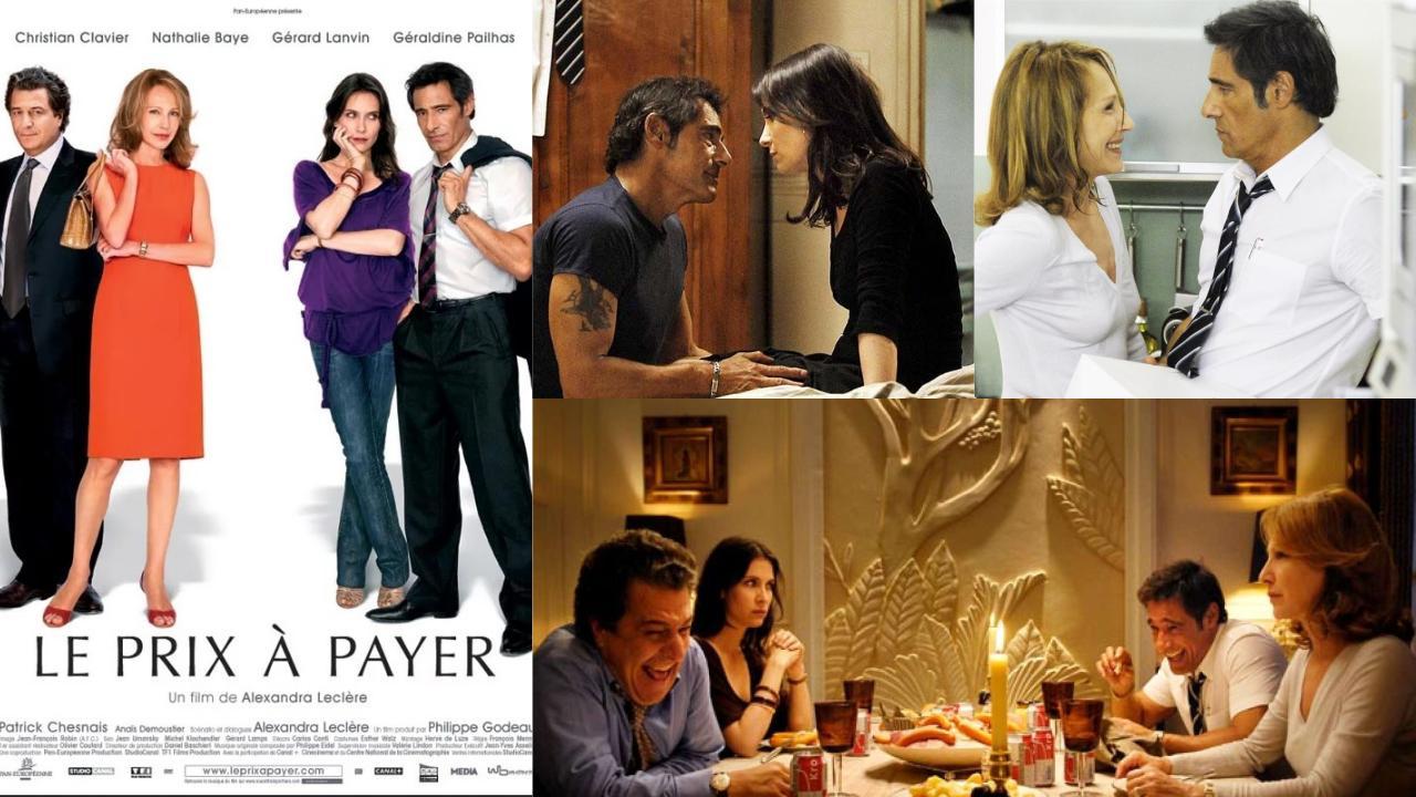 The Price to Pay, with Nathalie Baye, Christian Clavier, Géraldine Pailhas and Gérard Lanvin, divides [critique]