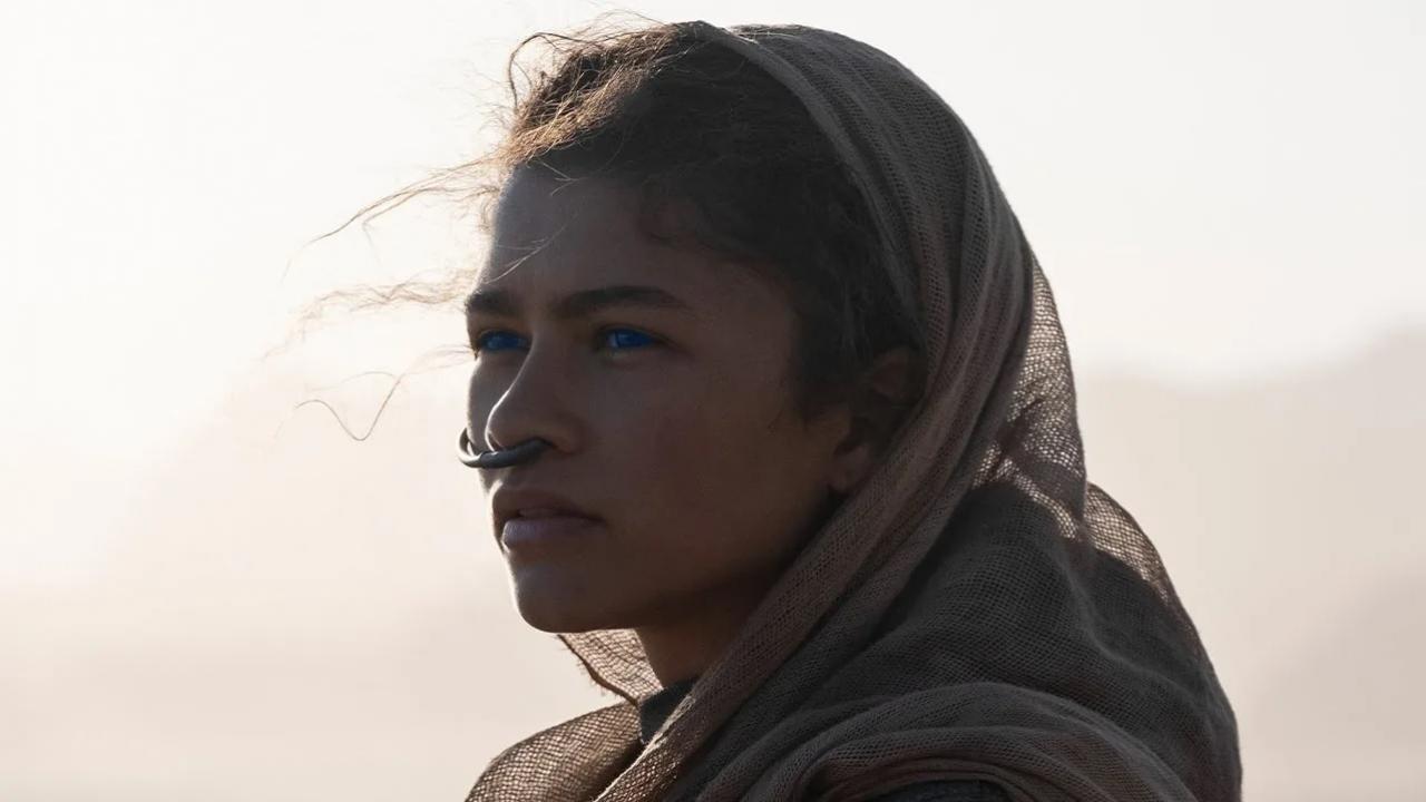 Zendaya will be the heroine of Dune 2