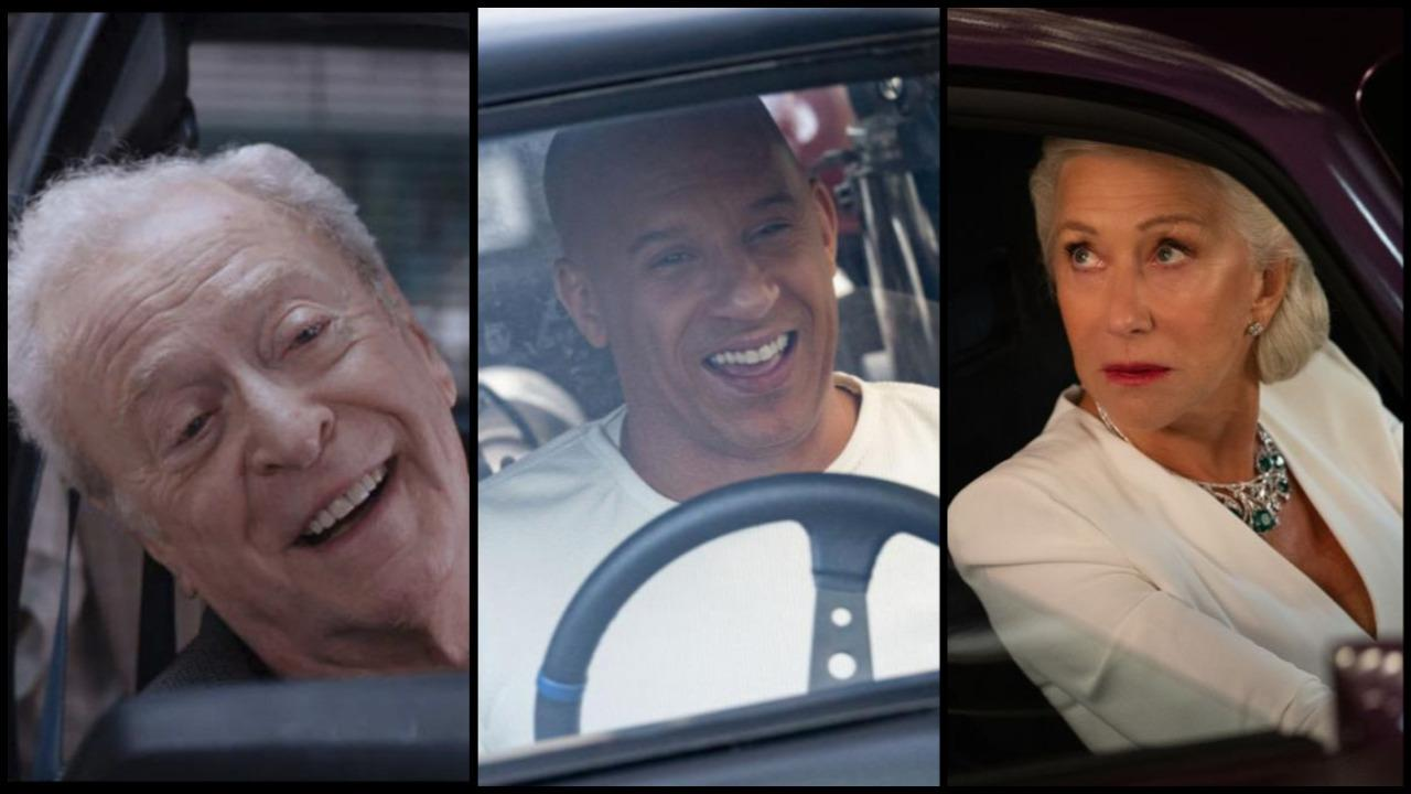 Helen Mirren wants Michael Caine to join Fast & Furious too