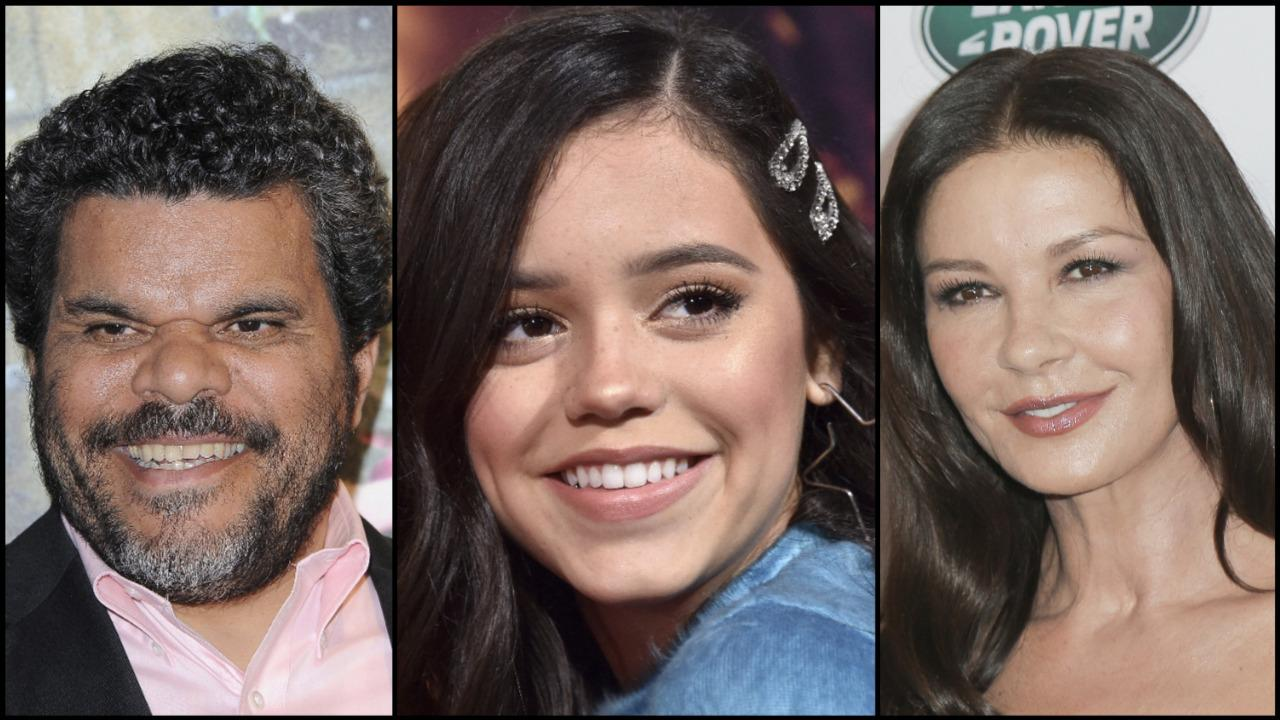 Catherine Zeta-Jones to play Morticia Addams for Tim Burton