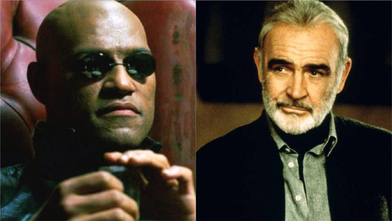Sean Connery has refused the Matrix, but not the role of Morpheus!