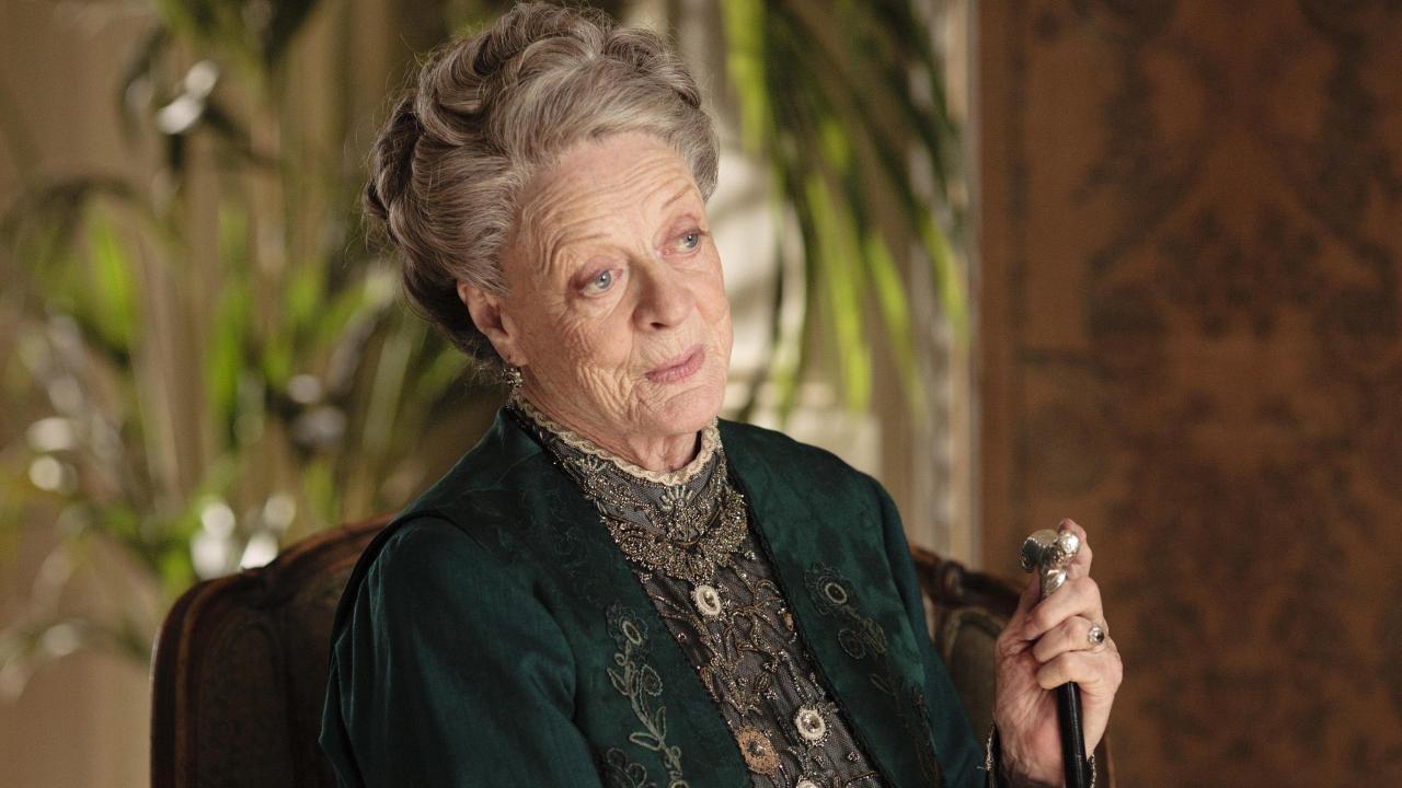 Violet Crawley Downton Abbey