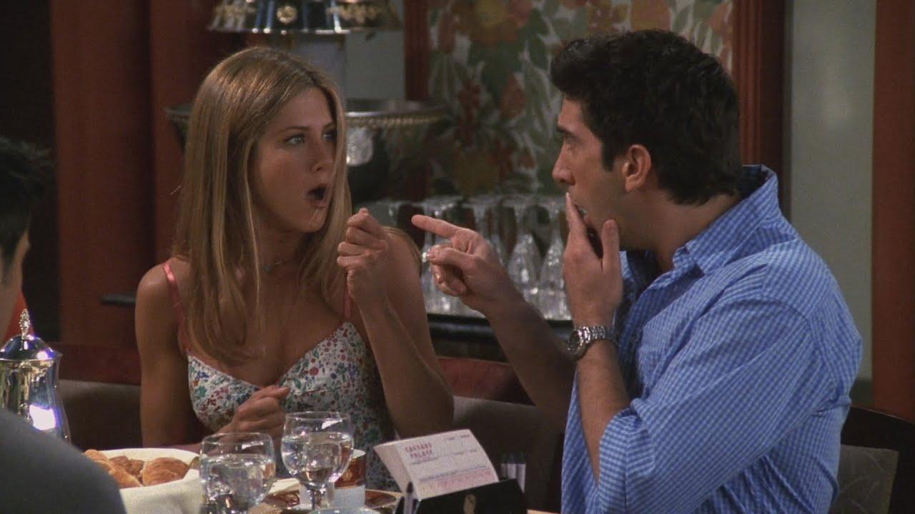 Jennifer Aniston and David Schwimmer finally a couple?