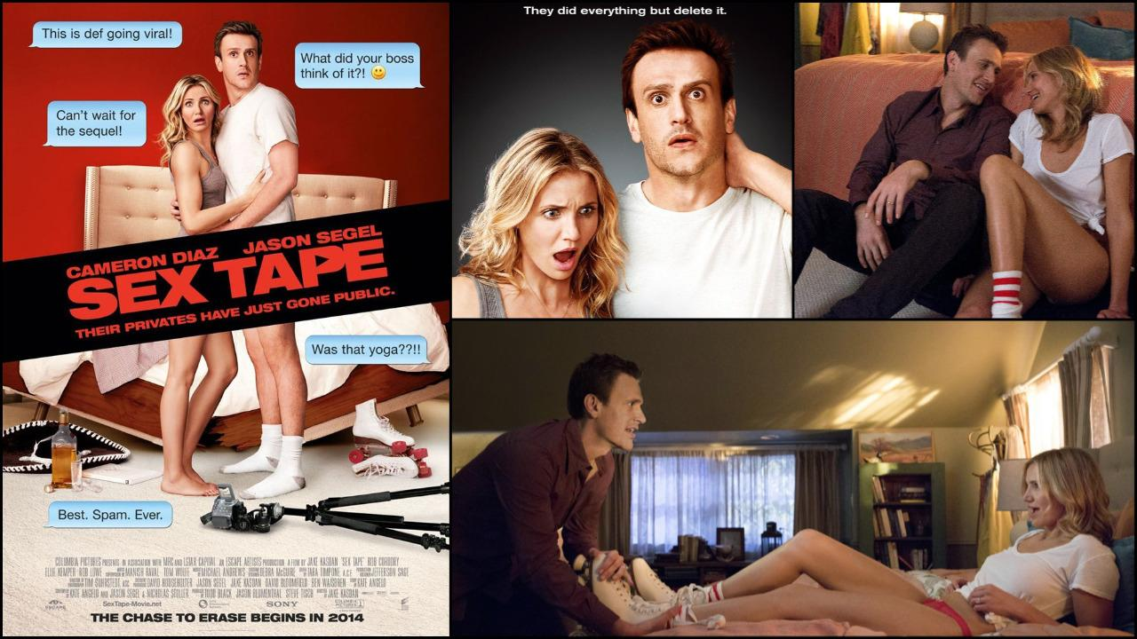 Sex Tape with Cameron Diaz and Jason Segel