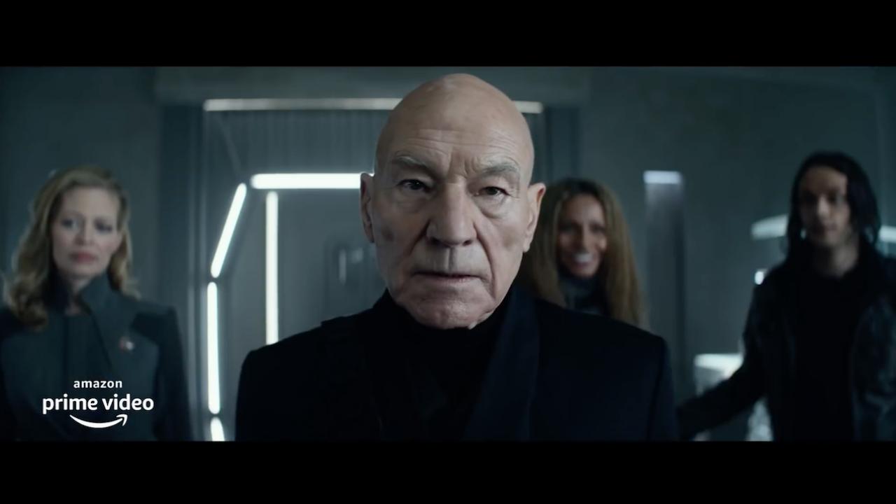 Star Trek Season 2 Trailer: Picard