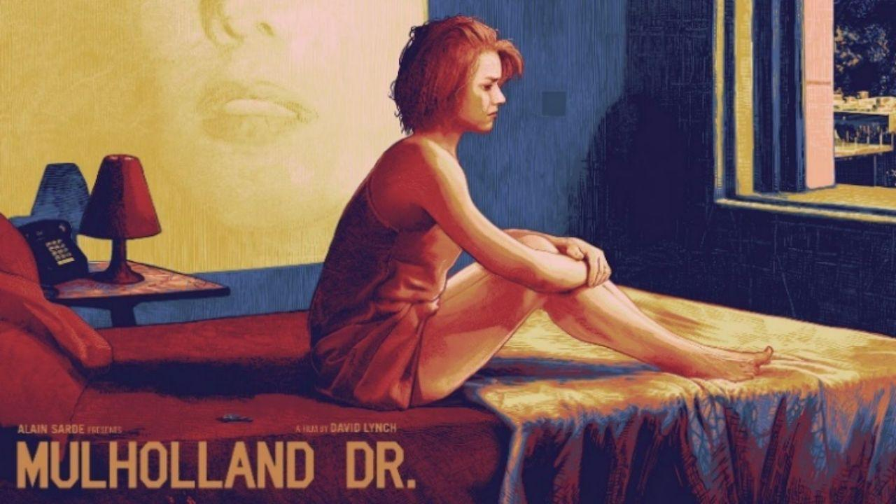 Mulholland Drive - 4K restoration