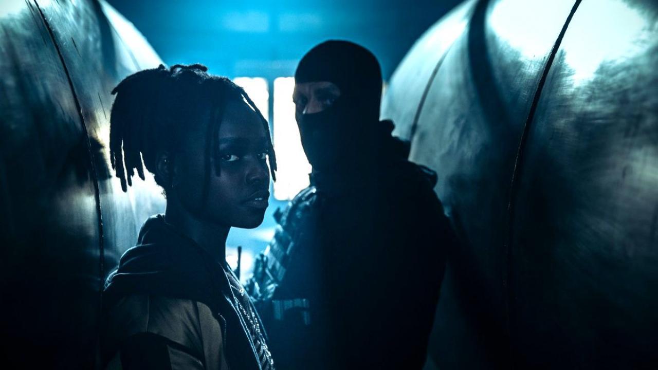 Netflix robbers