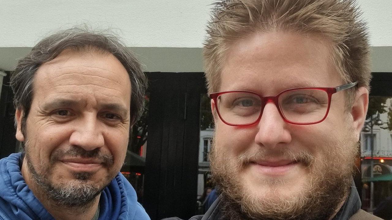 Alexandre Astier and Arnaud Klein